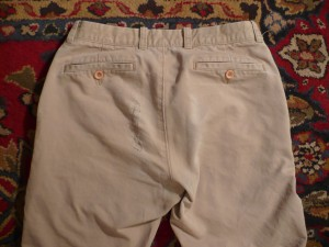 Cycling Chinos