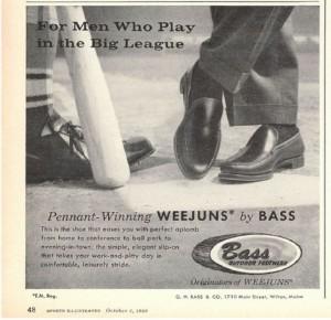 1960 Bass Ad
