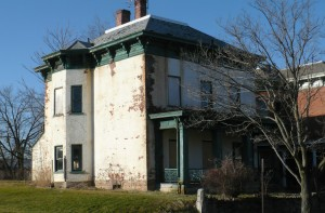 disrepair house