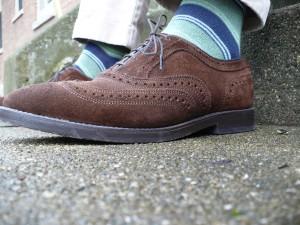 Blue-Green-Striped-Socks