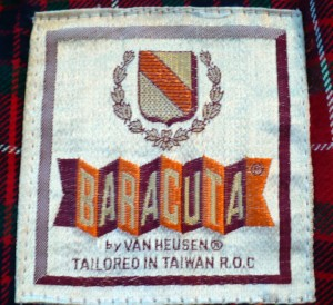 Baracuta Label