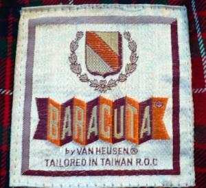 Baracuta Label