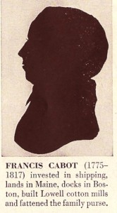 Francis Cabot
