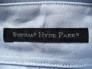 Hyde Park-Blue-OCBD