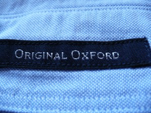 LE Original Oxford Blue