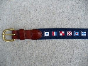 Leatherman belt
