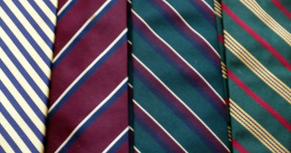 Regimnetal and Repp ties