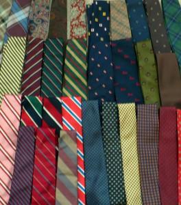 Trad Tie Box