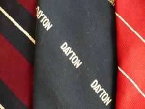 Dayton, Oh tie
