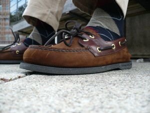 Top-Siders and Targyles