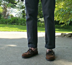 Top-Siders and Chinos