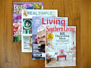 Trad Magazines