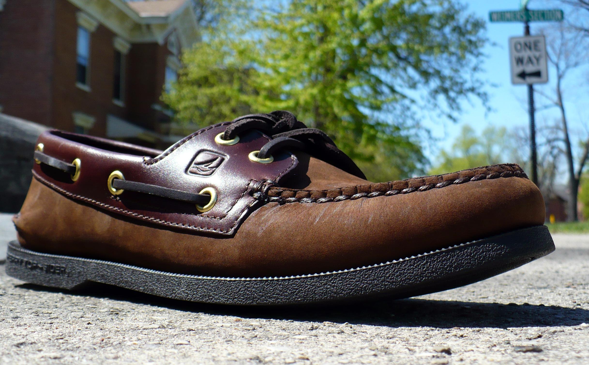 Boat Shoe Socks