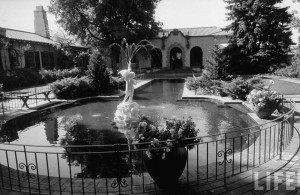 A Neo-Spanish home of Denver banker John Evans Sr.