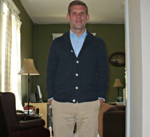 OCBD & Shawl Collar Cardigan