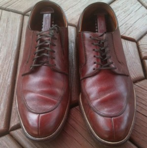 Old Oxford Shoes
