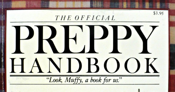 Preppy Handbook New
