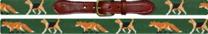 Smathers and Branson Fox and Hound Needlepoint