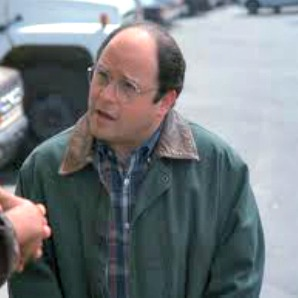 George Costanza Green Field Jacket