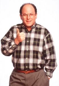 George Costanza Tartan Shirt