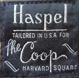 Haspel The Coop Label