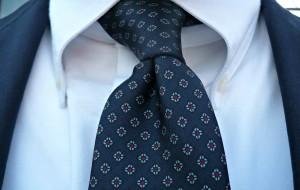 YSL Foulard Tie