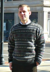 Fair Isle Sweater on