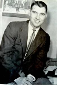 Wittenberg University Alumni Secretary 1958