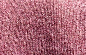 Pink Shetland Color before Shrinking
