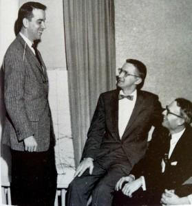 Wiit Faculty Members 1958