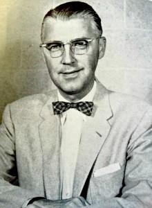 Wittenberg University Faculty 1958