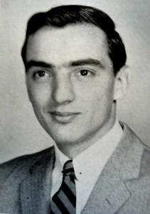 Witt Student Collar Pin 1958