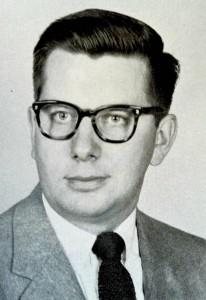 Witt Student Knit Tie 1958