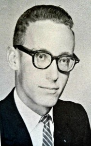 Witt Student Slicked Back hair 1958