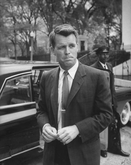 Bobby Kennedy in 1961