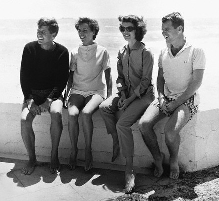 Kennedy Family at the Beach