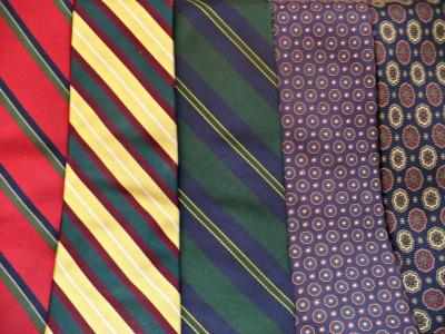 5 Classic Ties