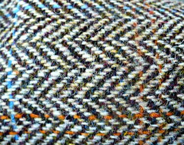 Harris Tweed Close-up