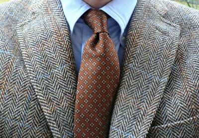 Tie & Jacket