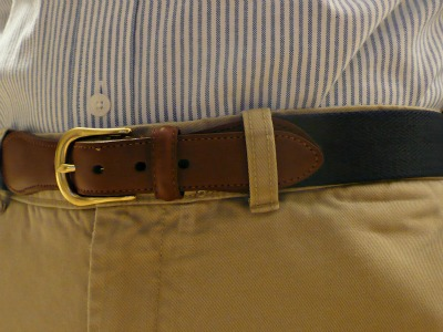 My New Navy Surcingle Belt