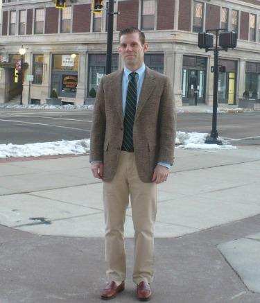 Tweed Sack Jacket