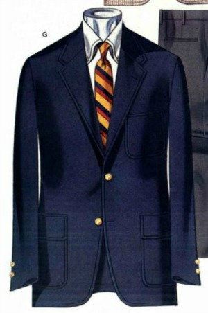 BB Blazer Jacket 1980 Spring