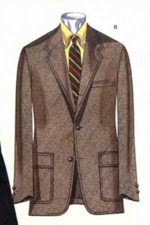 Brooks Brothers Jacket Fall & Winter 1981