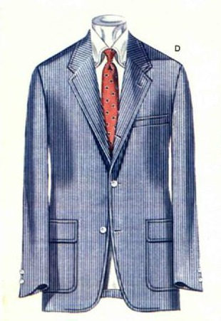 Brooks Brothers Jacket Spring 1982