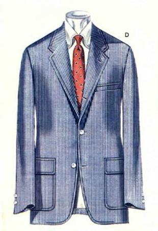 Brooks Brothers Jacket Spring 1982