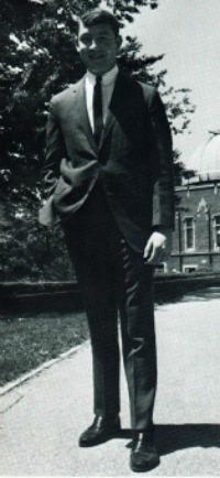 Class President 1969