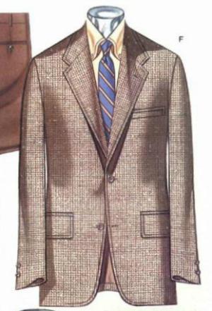 Spring 1980 BB Sport Coat