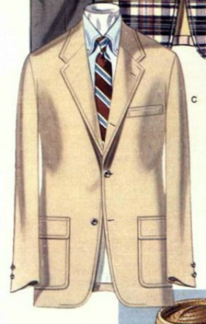 Spring Sport Jacket 1982 Brooks Brothers