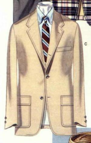 Spring Sport Jacket 1982 Brooks Brothers