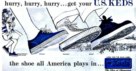 US Rubber Keds Ad 2